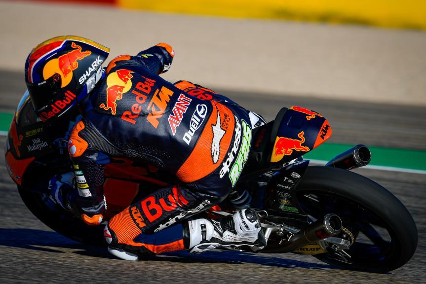 Raul Fernandez, Red Bull KTM Ajo, Gran Premio Liqui Moly de Teruel