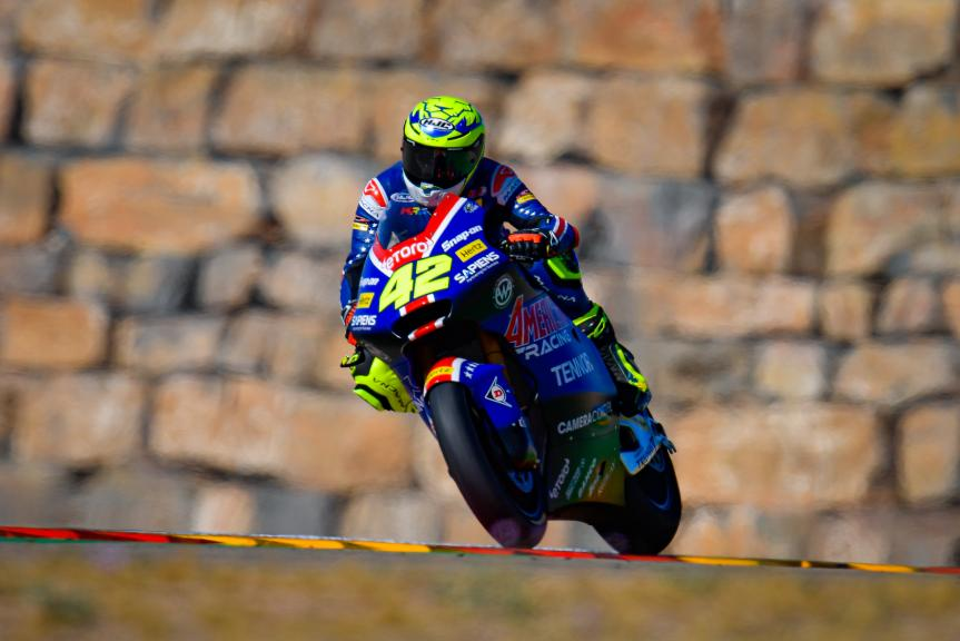 Marcos Ramirez, Termozeta Speed Up, Gran Premio Liqui Moly de Teruel