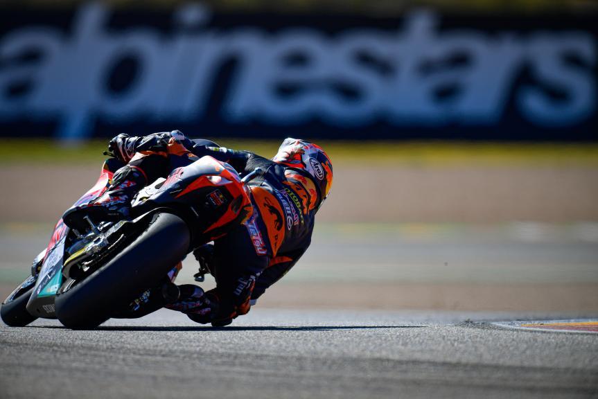Tetsuta Nagashima, Red Bull KTM AJO, Gran Premio Liqui Moly de Teruel