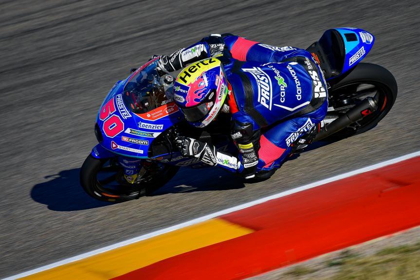 Jason Dupasquier, Carxpert PruestelGP, Gran Premio Liqui Moly de Teruel