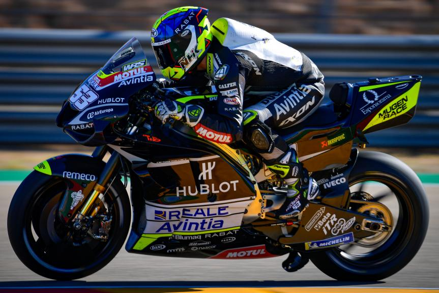 Tito Rabat, Avintia Esponsorama Racing, Gran Premio Liqui Moly de Teruel