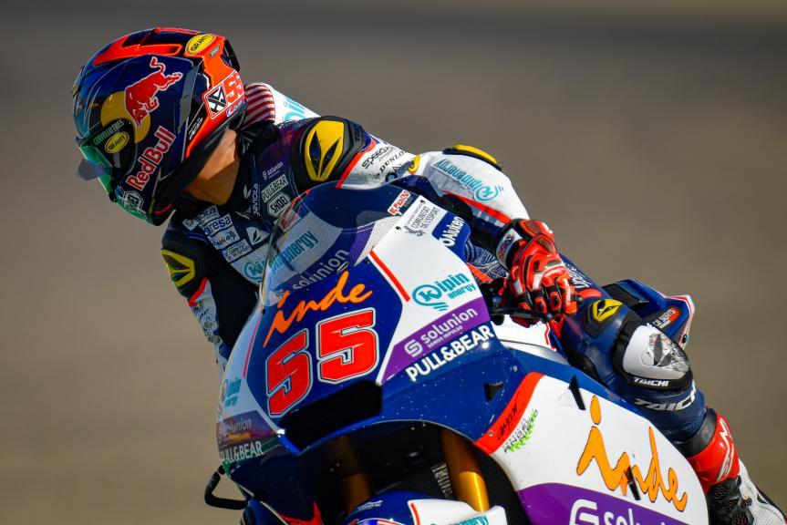 Hafizh Syahrin, Inde Aspar Team Moto2, Gran Premio Liqui Moly de Teruel