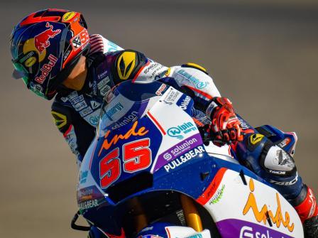 Moto2, Free Practice, Gran Premio Liqui Moly de Teruel