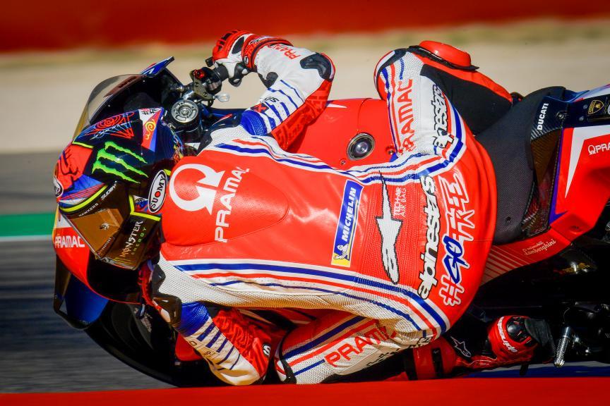 Francesco Bagnaia, Pramac Racing, Gran Premio Liqui Moly de Teruel
