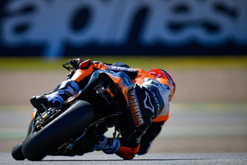 Bo Bendsneyder, NTS RW Racing GP, Gran Premio Liqui Moly de Teruel