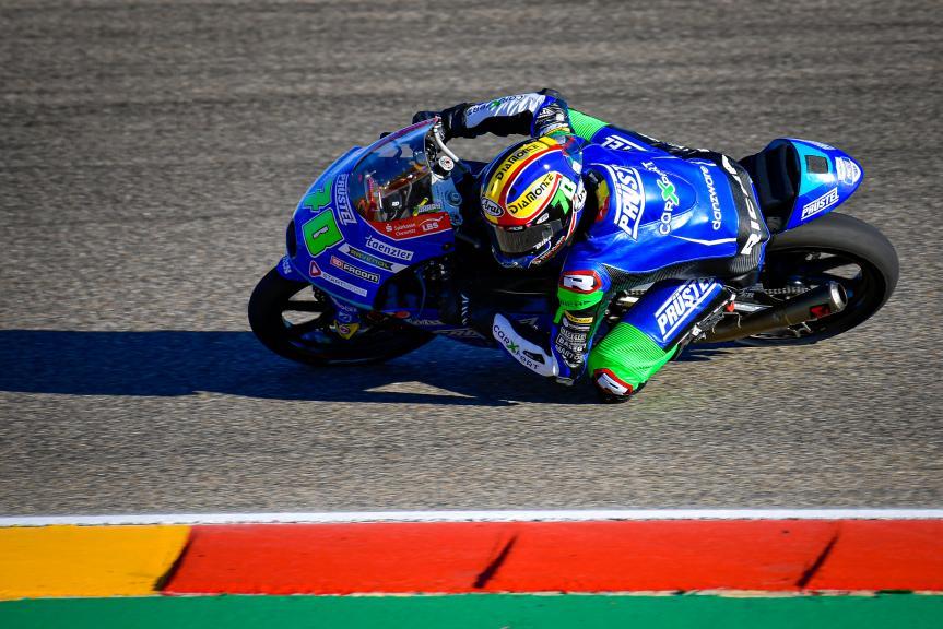 Barry Baltus, Carxpert PruestelGP, Gran Premio Liqui Moly de Teruel