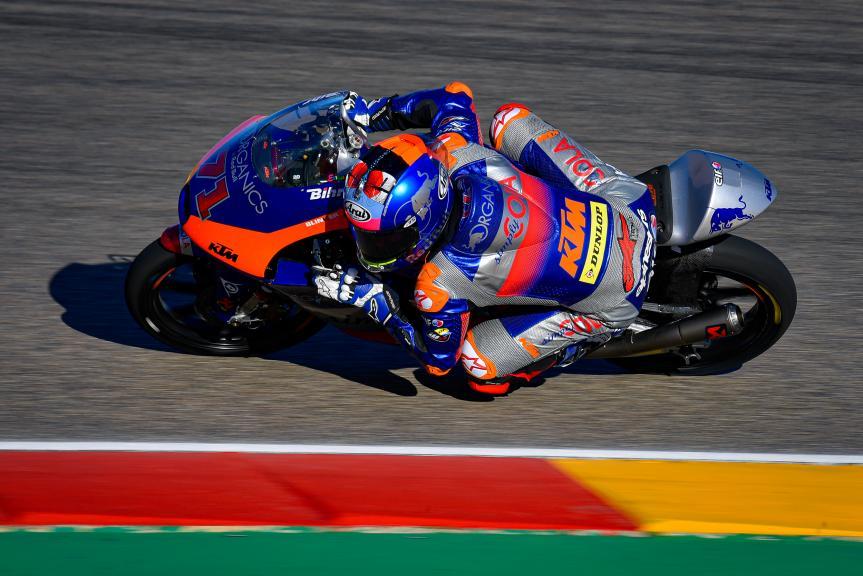 Ayumu Sasaki, Red Bull KTM Tech 3, Gran Premio Liqui Moly de Teruel