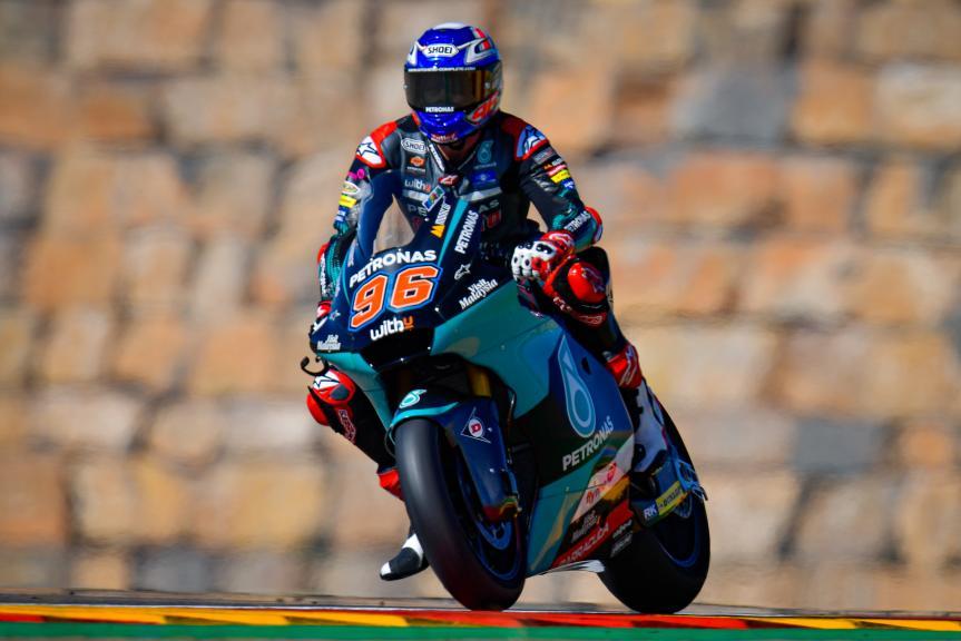 Jake Dixon, Petronas Sprinta Racing, Gran Premio Liqui Moly de Teruel