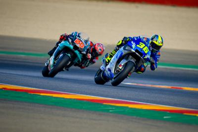 MUST-SEE: Mind games begin between Mir and Quartararo