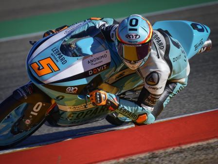 Moto3, Free Practice, Gran Premio Liqui Moly de Teruel