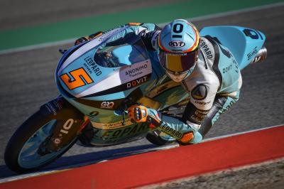 Moto3™ - GP de Teruel : Masia garde l'avantage en FP2