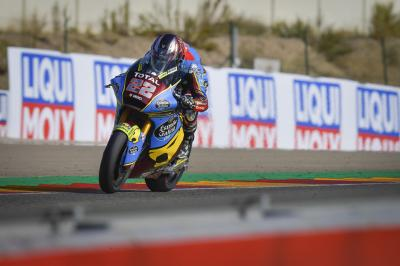 MotorLand master Lowes lays down early Teruel gauntlet