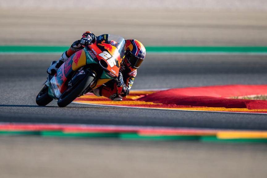 Raul Fernandez_Red Bull KTM Ajo_ARA_2020