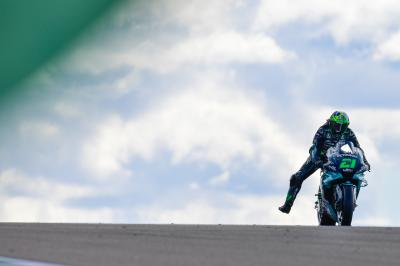 Morbidelli snatches P1 in FP3, all Ducatis heading for Q1