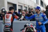 Nakagami, Rins, Gran Premio Liqui Moly de Teruel