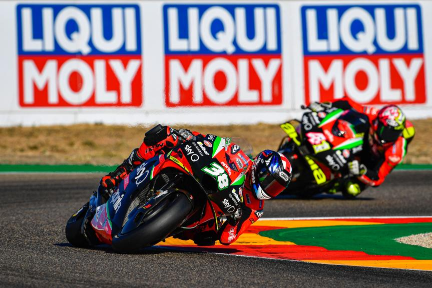 Aleix Espargaro, Smith, Aprilia Racing Team Gresini, Gran Premio Liqui Moly de Teruel