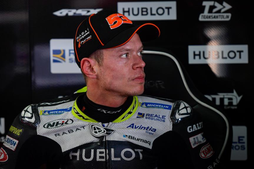 Tito Rabat, Reale Avintia Racing, Gran Premio Liqui Moly de Teruel