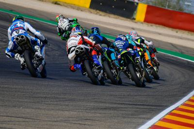 New sanctions added for slow riding in Moto3™