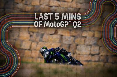 GP de Teruel: Sprint final para definir la 'pole' de MotoGP™