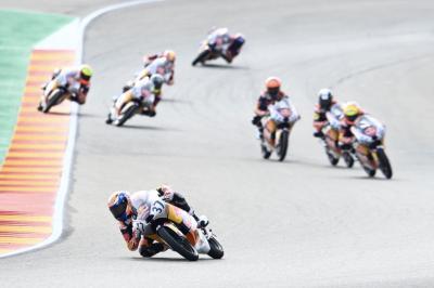 Red Bull MotoGP Rookies Cup: Race 1 in Teruel