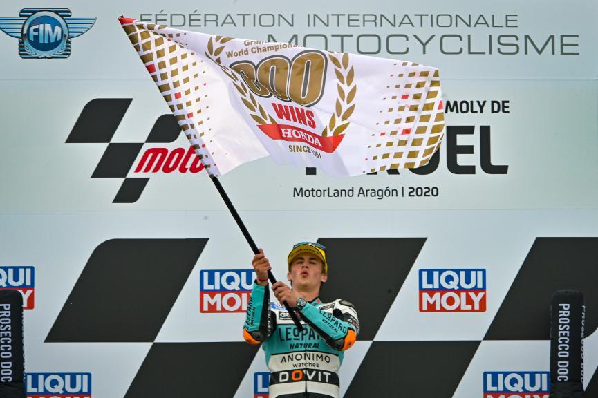 Jaume Masia, Leopard Racing, Gran Premio Liqui Moly de Teruel