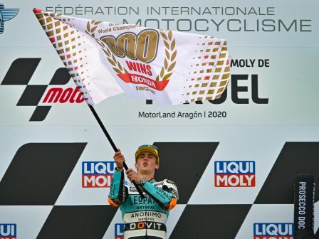 Moto3, Race, Gran Premio Liqui Moly de Teruel