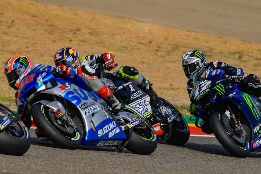 Johann Zarco, Reale Avintia Racing, Gran Premio Liqui Moly de Teruel