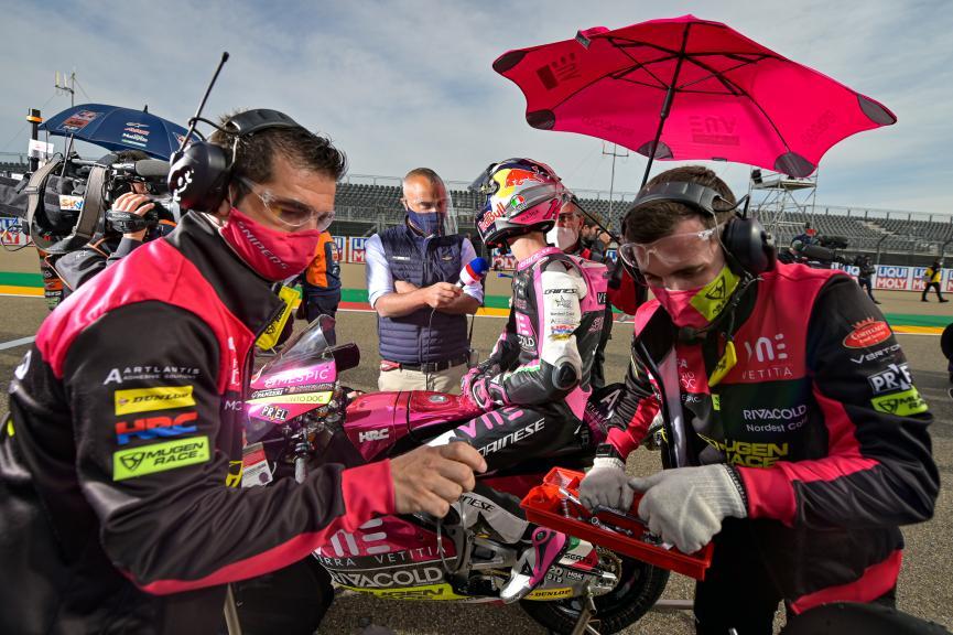 Tony Arbolino, Rivacold Snipers Team, Gran Premio Liqui Moly de Teruel
