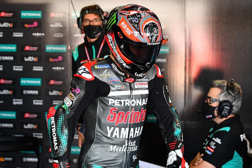 Fabio Quartararo, Petronas Yamaha SRT, Gran Premio Liqui Moly de Teruel