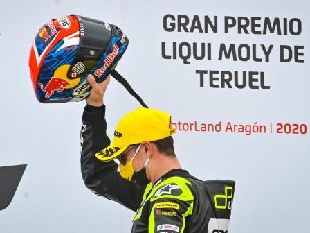 Moto2, Race, Gran Premio Liqui Moly de Teruel