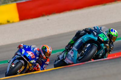 Morbidelli and Rins: underdogs to real contenders