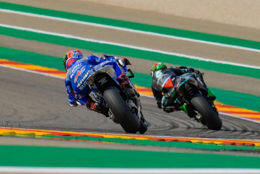 Morbidelli, Rins, Gran Premio Liqui Moly de Teruel