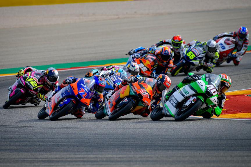 Kaito Toba, Red Bull KTM Ajo, Gran Premio Liqui Moly de Teruel