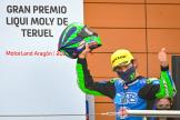 Enea Bastianini, Italtrans Racing Team, Gran Premio Liqui Moly de Teruel