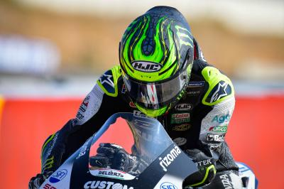 Crutchlow injury woes worsen: 'I felt a snap in my shoulder'