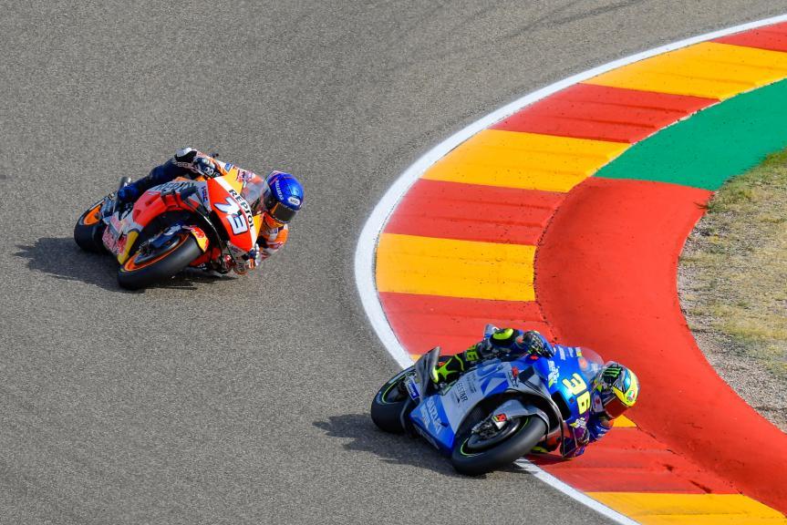 Joan Mir, Alex Marquez, Gran Premio Liqui Moly de Teruel
