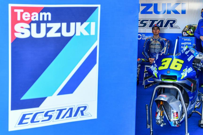 Joan Mir, Team Suzuki Ecstar, Gran Premio Liqui Moly de Teruel