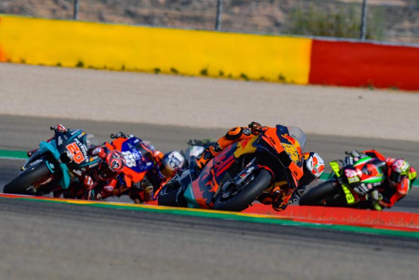 Pol Espargaro, Red Bull KTM Factory Racing, Gran Premio Liqui Moly de Teruel