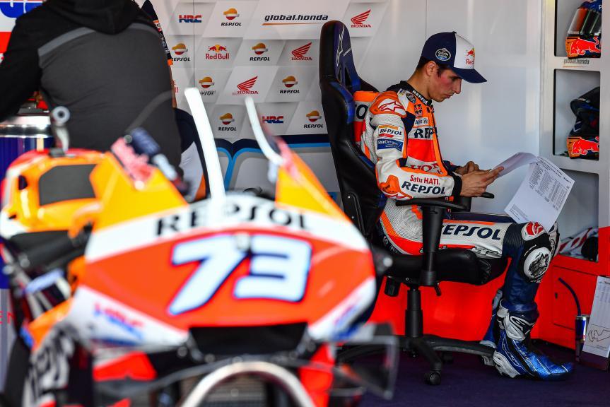 Alex Marquez, Repsol Honda Team, Gran Premio Liqui Moly de Teruel