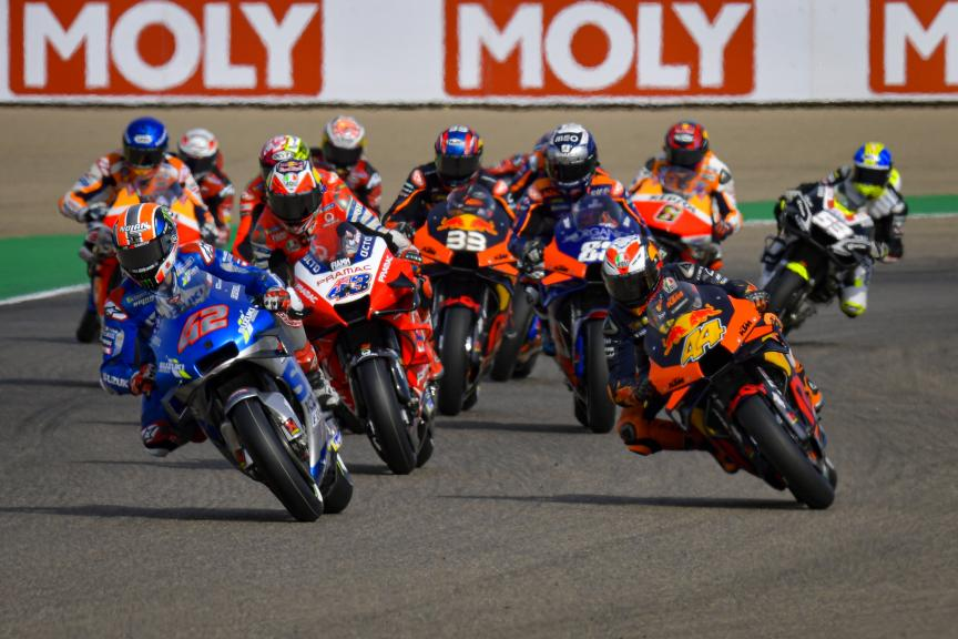 MotoGP, Gran Premio Liqui Moly de Teruel