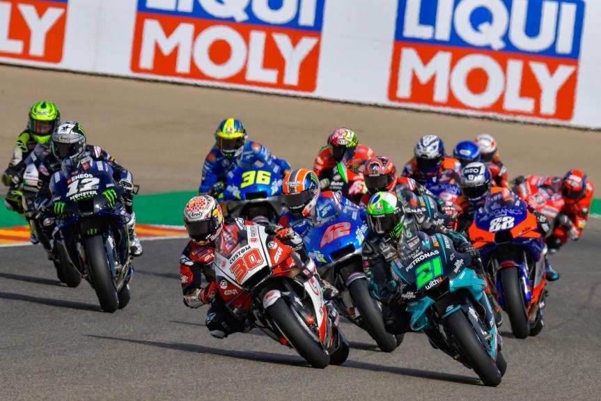 MotoGP, Race, Gran Premio Liqui Moly de Teruel