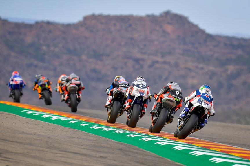 Moto2, Gran Premio Liqui Moly de Teruel