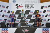 Jaume Masia, Ayumu Sasaki, Kaito Toba, Gran Premio Liqui Moly de Teruel