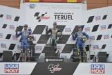 Franco Morbidelli, Alex Rins, Joan Mir, Gran Premio Liqui Moly de Teruel