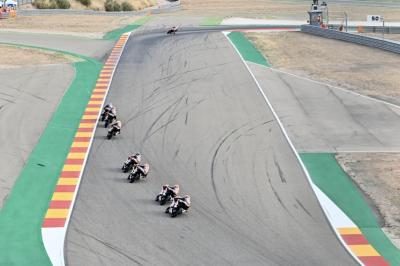 Red Bull MotoGP Rookies Cup: Race 2 in Teruel
