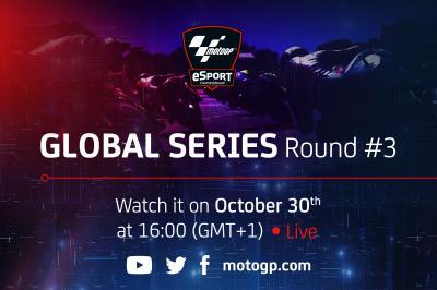 The MotoGP™ eSport returns for Global Series Round #3!