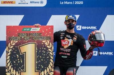 Torres and Pons Racing to defend MotoE™ World Cup in 2021