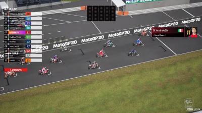 2020 MotoGPeSport Global Series Round 3