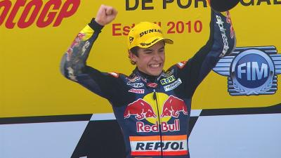 Tal día como hoy: Nada pudo parar a Márquez