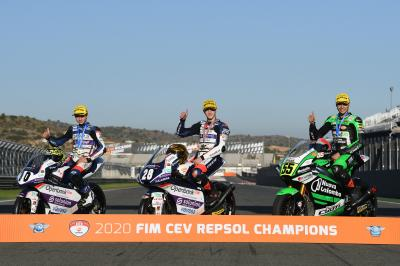 Champions crowned in a thrilling Valencia finale